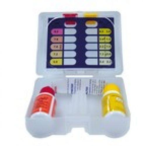 Estuche analizador cloro - Analizador de cloro ...